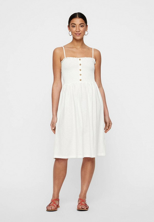 Сарафан Vero Moda Vero Moda VE389EWDLWL5 блузка женская vero moda цвет белый 10194917 snow white размер xl 48