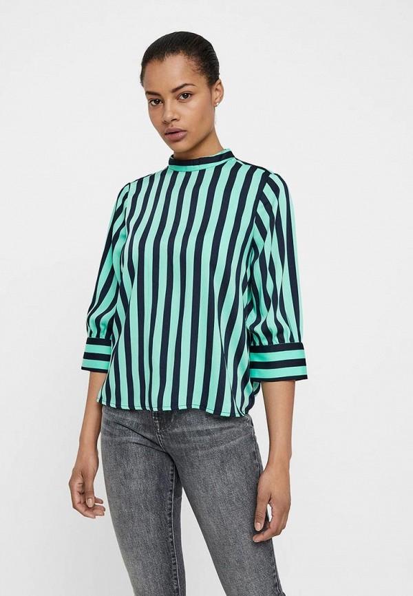 Блуза Vero Moda Vero Moda VE389EWDLWM3 цена