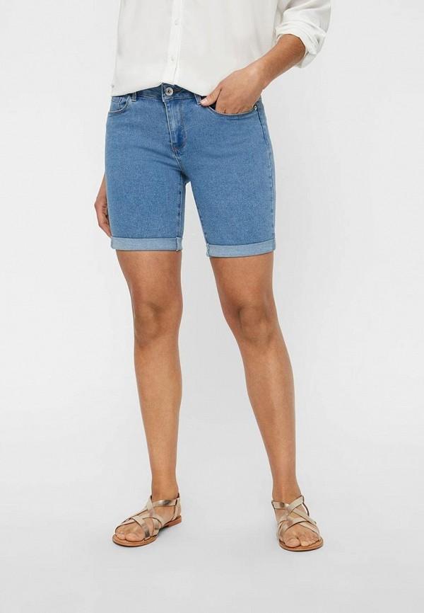 Шорты джинсовые Vero Moda Vero Moda VE389EWDLWR3 vero moda jeans джинсовые шорты
