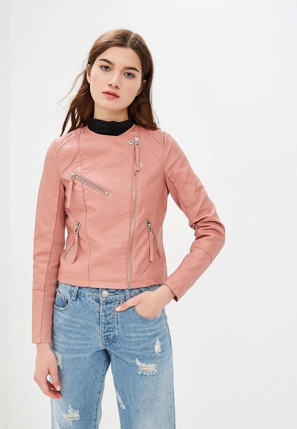 Куртка кожаная Vero Moda Vero Moda VE389EWDLWZ1 куртка vero moda 10191226 black