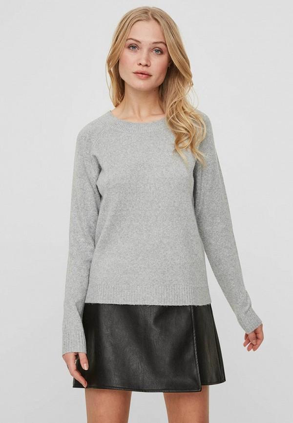 Джемпер Vero Moda Vero Moda VE389EWDYSU4 джемпер женский vero moda цвет серый 10185482 medium grey melange размер s 42 44