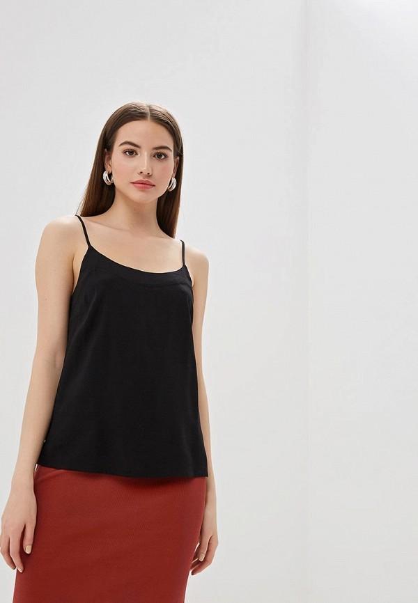 Топ Vero Moda Vero Moda VE389EWECIR5 блузка женская vero moda цвет черный 10210370 black размер xl 48