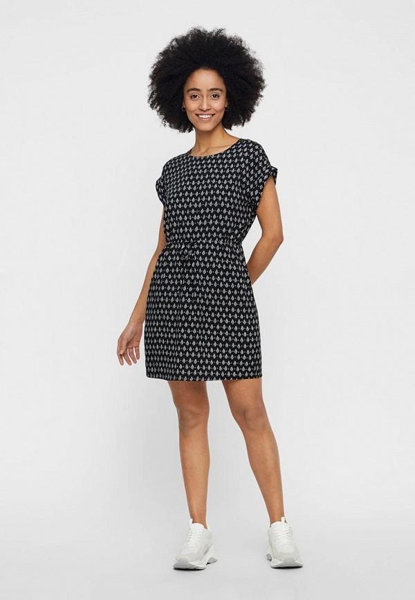 Купить Платье Vero Moda, ve389ewecis6, черный, Весна-лето 2019