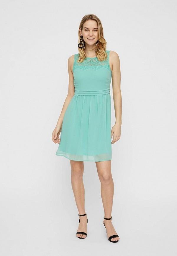 Платье Vero Moda Vero Moda VE389EWECIS7 платье vero moda vero moda ve389ewujz52