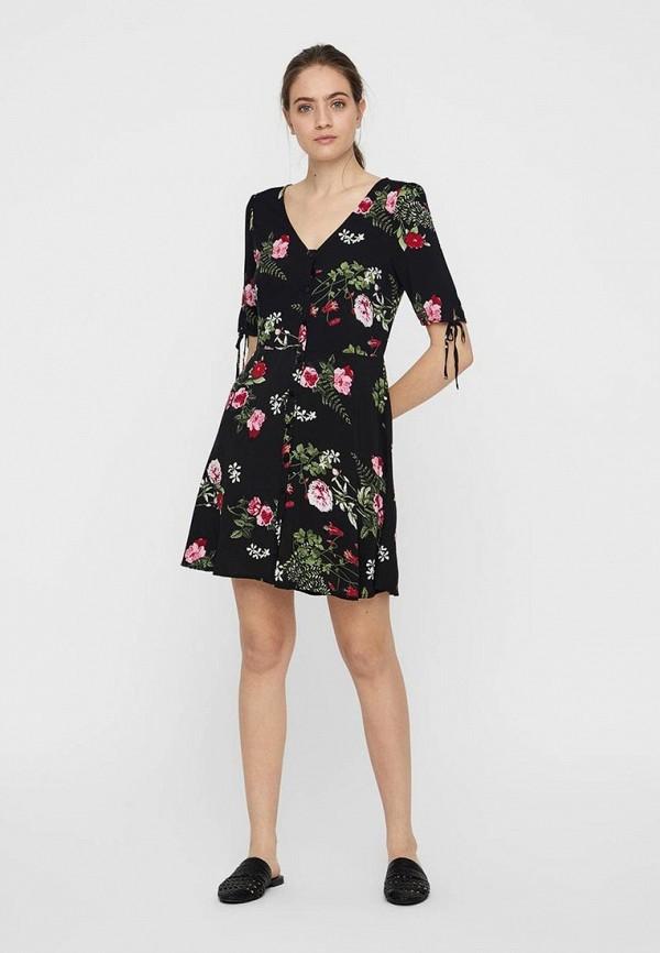 Платье Vero Moda Vero Moda VE389EWECIS8 цена 2017