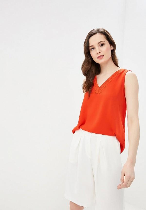 женский топ vero moda, красный