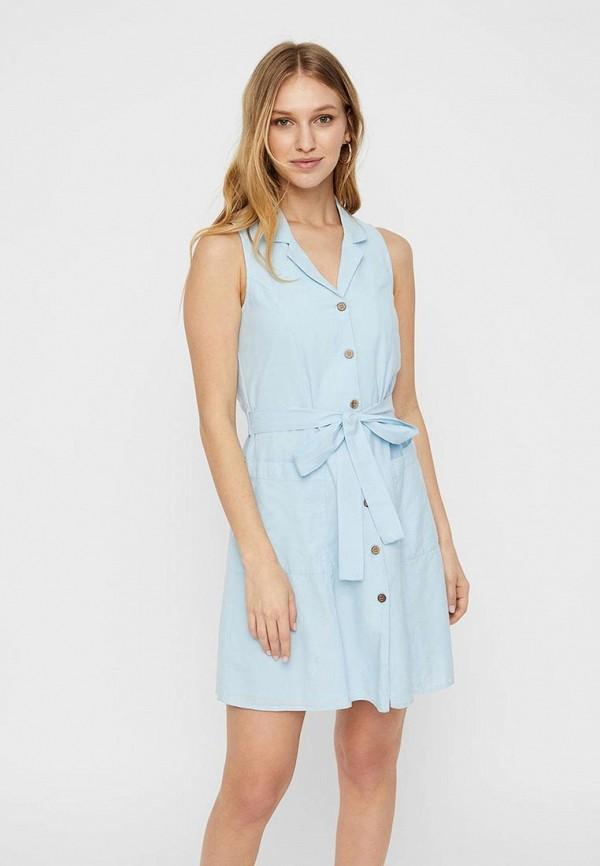 Платье Vero Moda Vero Moda VE389EWECIZ4 цена