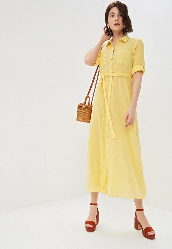 Платье Vero Moda Vero Moda VE389EWECWH1 цена 2017