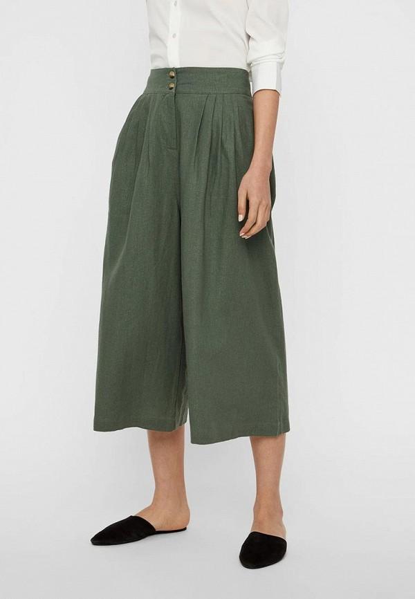 Брюки Vero Moda Vero Moda VE389EWECWH8 брюки женские vero moda цвет черный 10204657 black размер 38 44