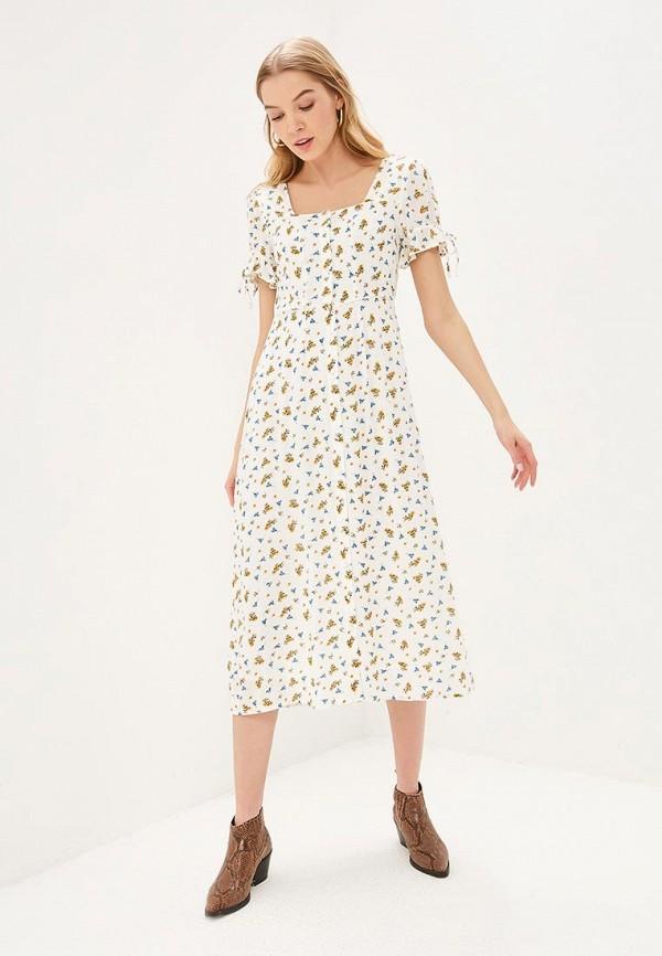 Платье Vero Moda Vero Moda VE389EWECWI7 блузка женская vero moda цвет белый 10194917 snow white размер xl 48