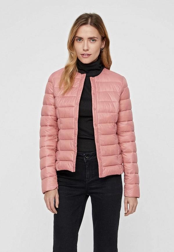 Куртка утепленная Vero Moda Vero Moda VE389EWELKK2 куртка vero moda 10191226 black