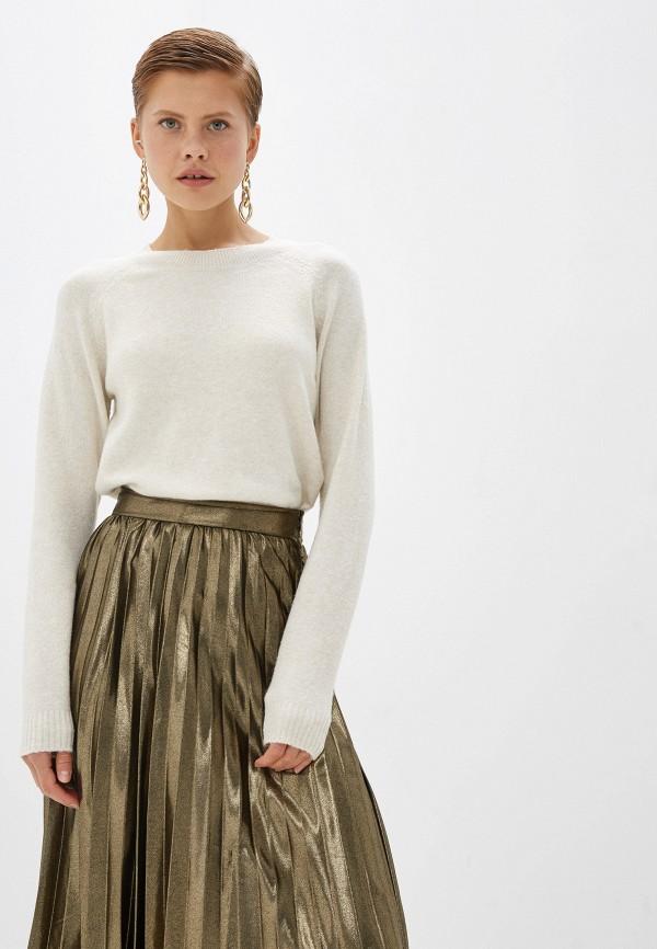 женский джемпер vero moda, белый