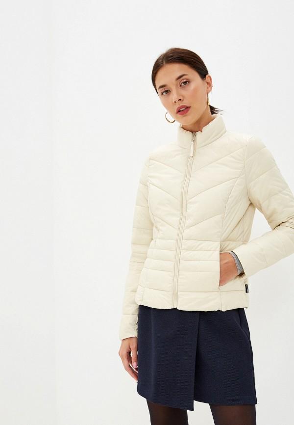 женская куртка vero moda, белая