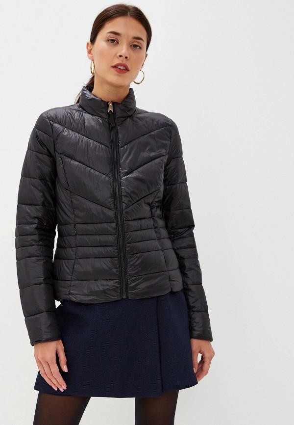 Куртка утепленная Vero Moda Vero Moda VE389EWFINB2 куртка женская vero moda цвет черный 10202806 black размер m 44