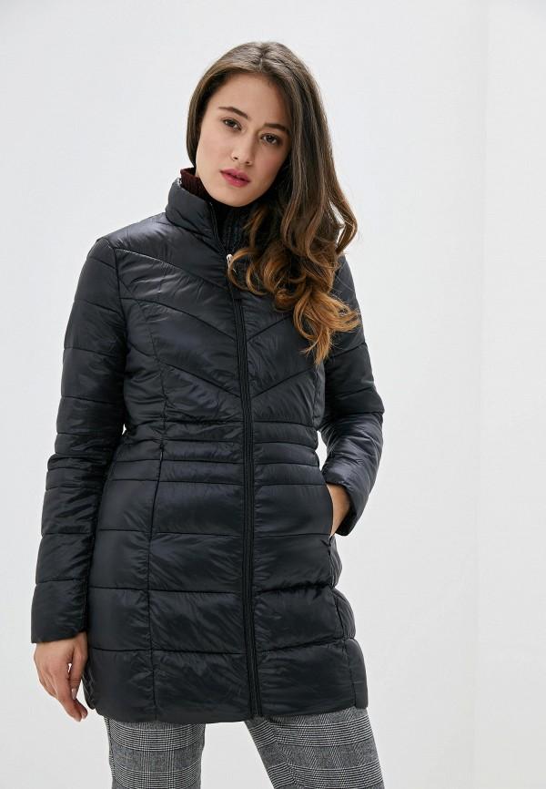 Куртка утепленная Vero Moda Vero Moda VE389EWFINB7 куртка женская vero moda цвет черный 10202806 black размер m 44