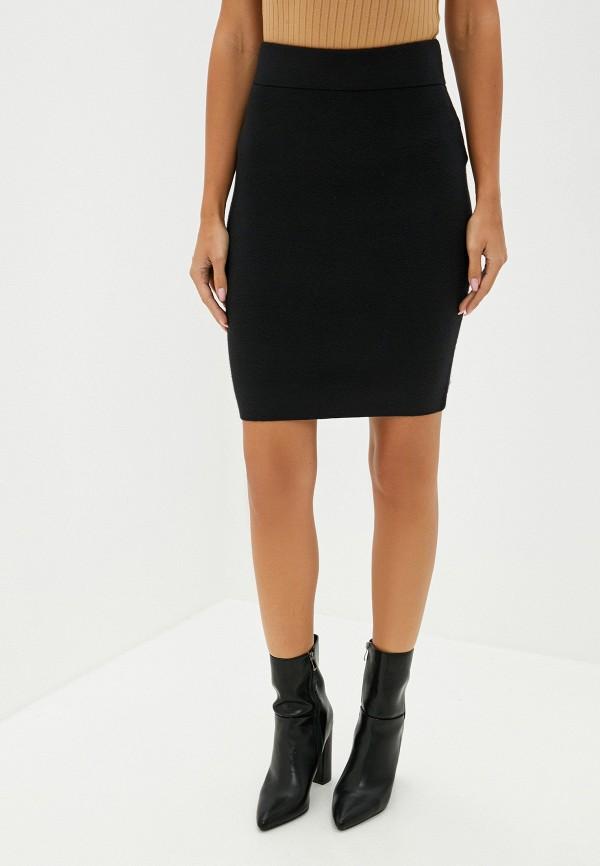 Юбка Vero Moda Vero Moda VE389EWFINR7 блузка женская vero moda цвет черный 10210370 black размер xl 48