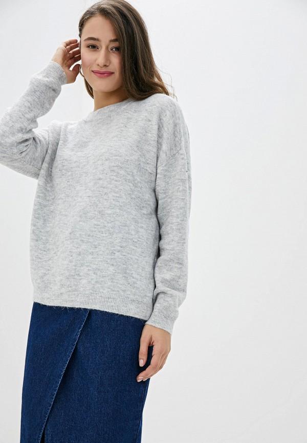 Джемпер Vero Moda Vero Moda VE389EWFINS0 джемпер женский vero moda цвет серый 10185482 medium grey melange размер s 42 44
