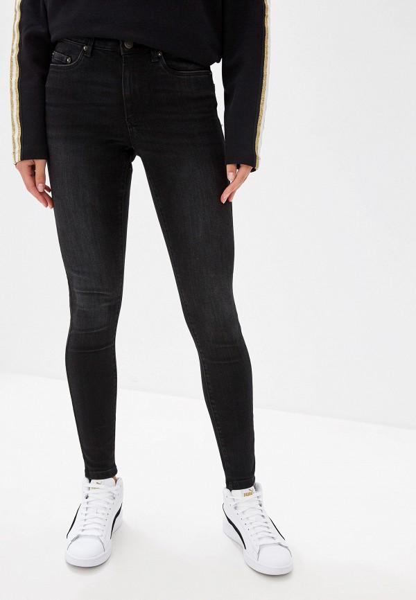 женские джинсы vero moda, черные
