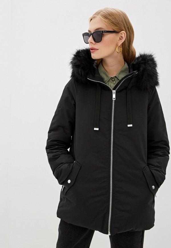 Куртка утепленная Vero Moda Vero Moda VE389EWFION1 куртка женская vero moda цвет черный 10202806 black размер m 44