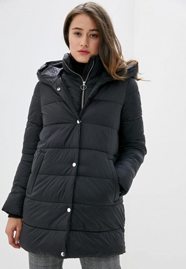 Куртка утепленная Vero Moda Vero Moda VE389EWFIOP3 куртка женская vero moda цвет черный 10202806 black размер m 44