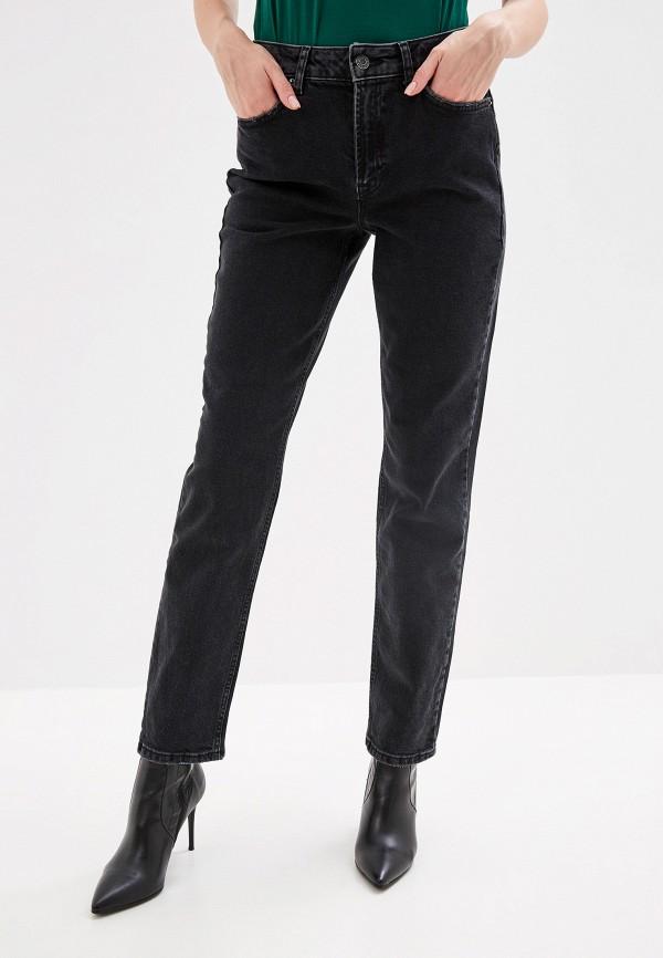 женские прямые джинсы vero moda, голубые