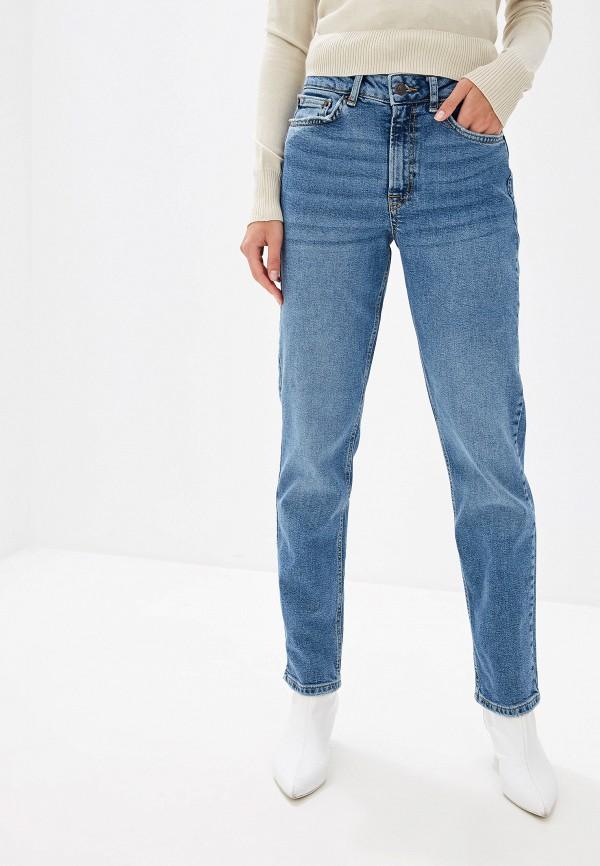 женские джинсы vero moda, голубые