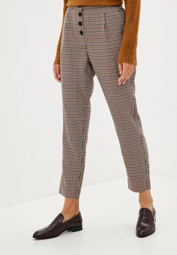 женские повседневные брюки vero moda, разноцветные