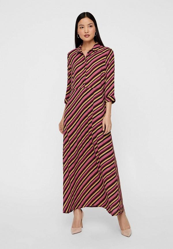 купить Платье Vero Moda Vero Moda VE389EWFIPC4 по цене 2090 рублей