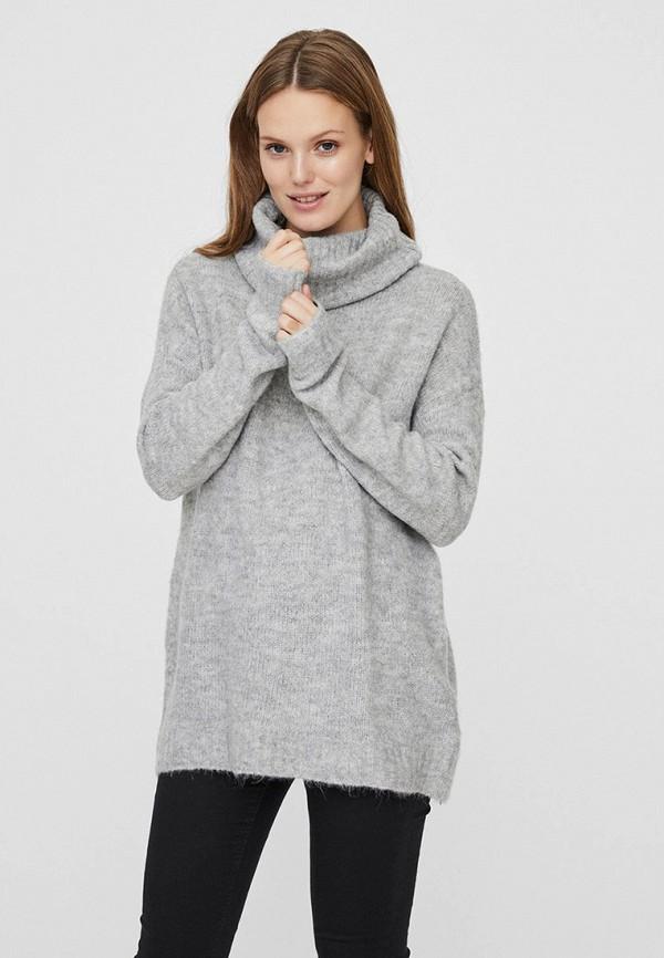 женский свитер vero moda, серый
