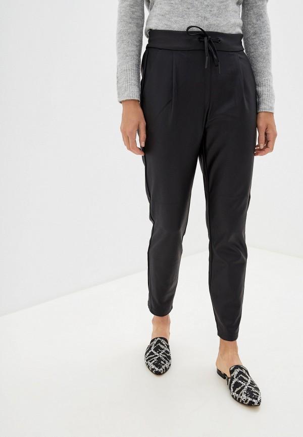 женские брюки vero moda, черные