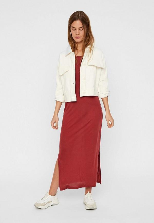 Платье Vero Moda Vero Moda VE389EWFJPR0 цены онлайн