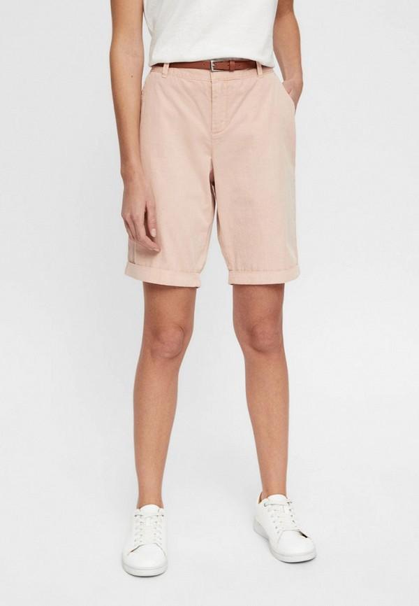 Фото - женские шорты Vero Moda розового цвета