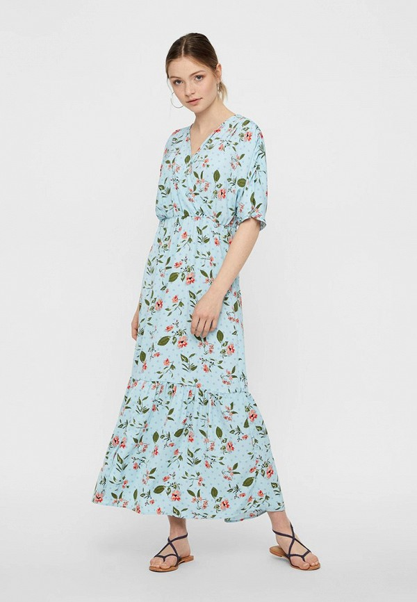 Платье Vero Moda Vero Moda VE389EWFJPU0 платье vero moda vero moda ve389ewbxum1
