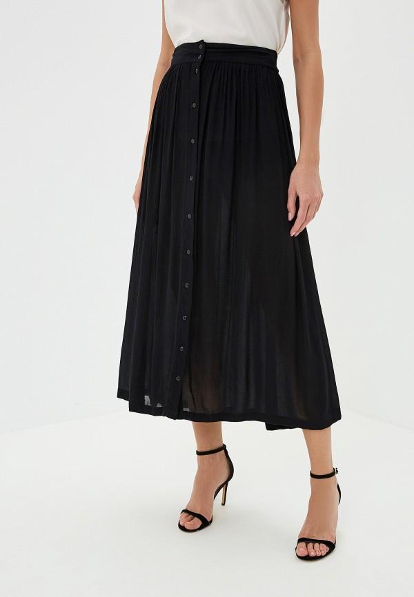 женская юбка vero moda, черная