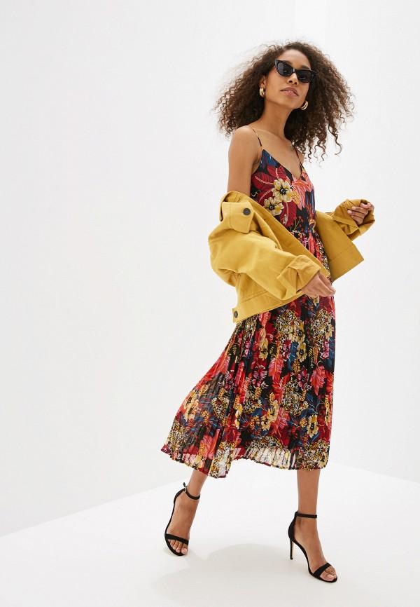 Купить женский сарафан Vero Moda разноцветного цвета
