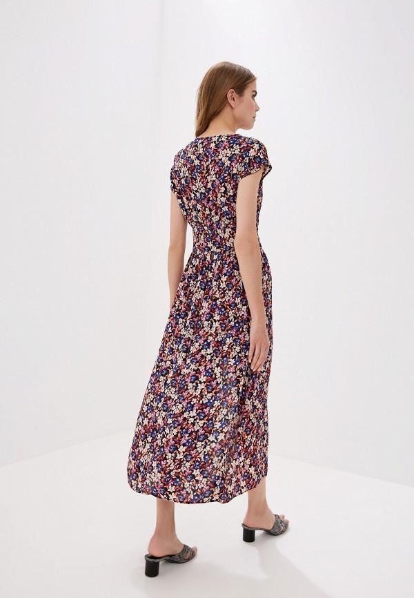 Фото 3 - женское платье Vero Moda разноцветного цвета