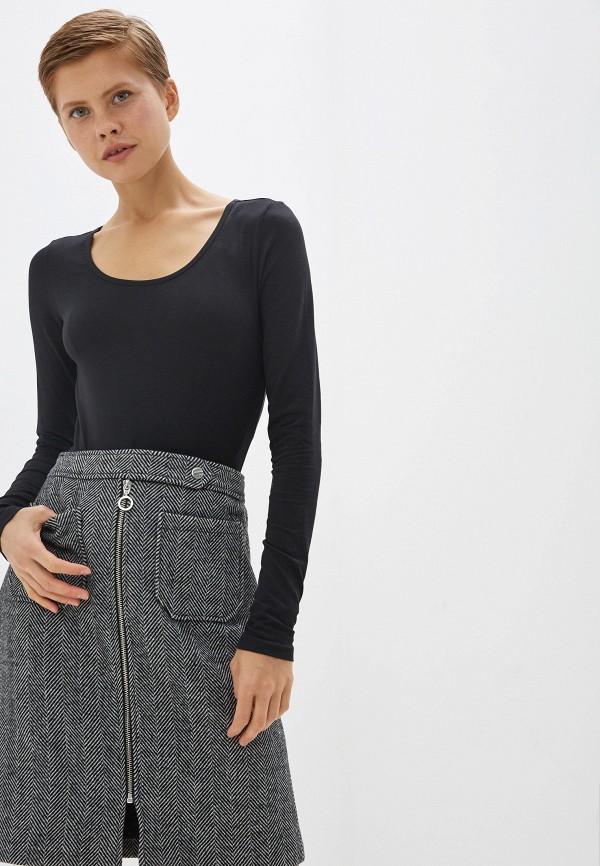 женские боди vero moda, черные