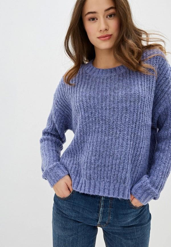женский джемпер vero moda, фиолетовый