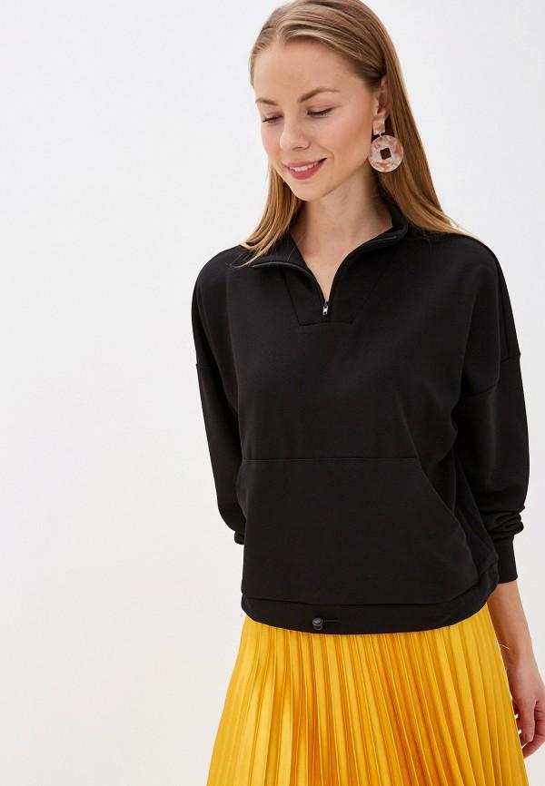 Олимпийка Vero Moda Vero Moda VE389EWGLQP6 блузка женская vero moda цвет черный 10210370 black размер xl 48