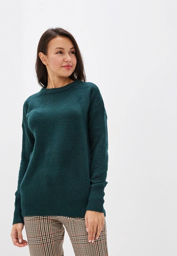 женский джемпер vero moda, бирюзовый