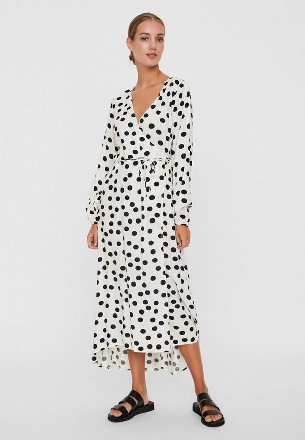 Платье Vero Moda Vero Moda VE389EWHJEH6 платье vero moda vero moda ve389ewbxum1