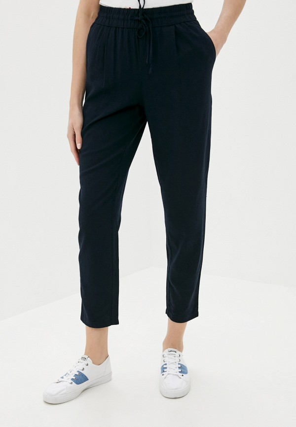 женские брюки vero moda, синие