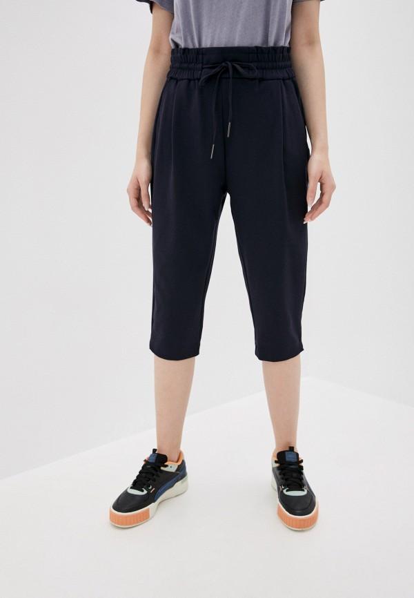 женские бриджи vero moda, синие
