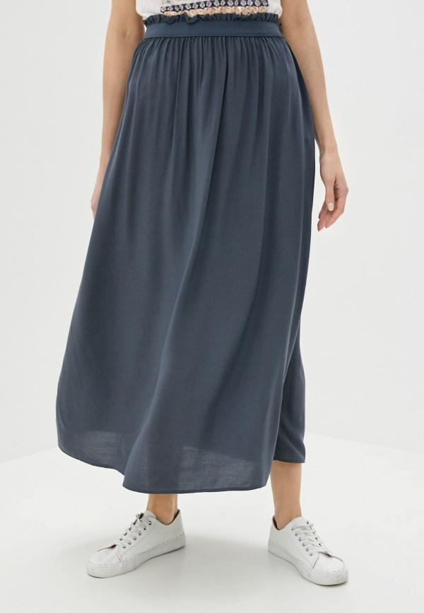 женская юбка vero moda, серая