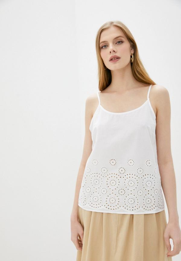 женский топ vero moda, белый