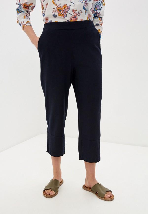 женские повседневные брюки vero moda, синие