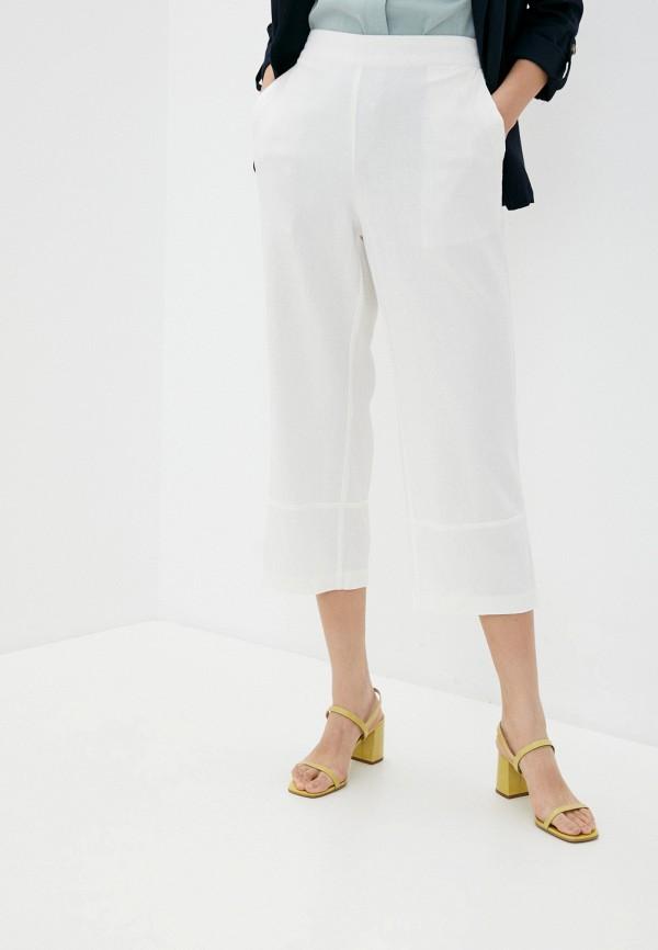женские повседневные брюки vero moda, белые