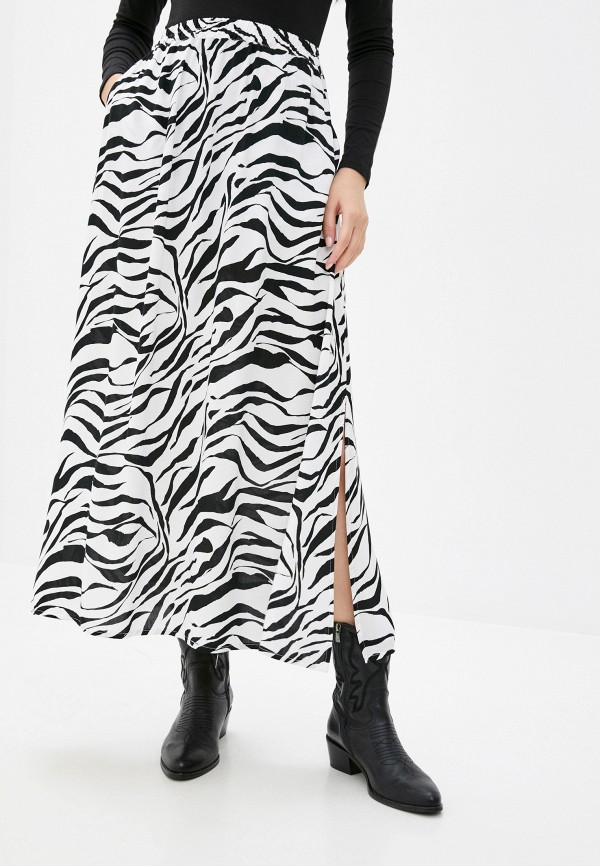 женская юбка vero moda, белая