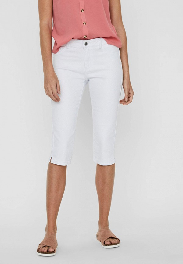 женские бриджи vero moda, белые
