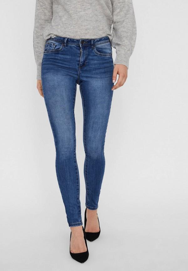 женские джинсы vero moda, синие